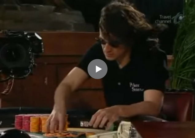 Sick Poker Hands – The Bluff And The Hair