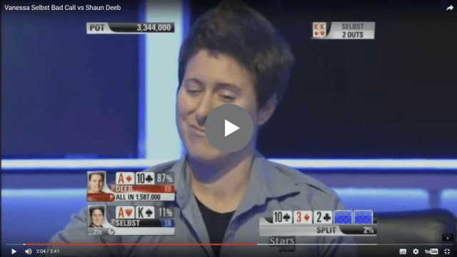 Sick Poker Hands – Folding Is For Losers