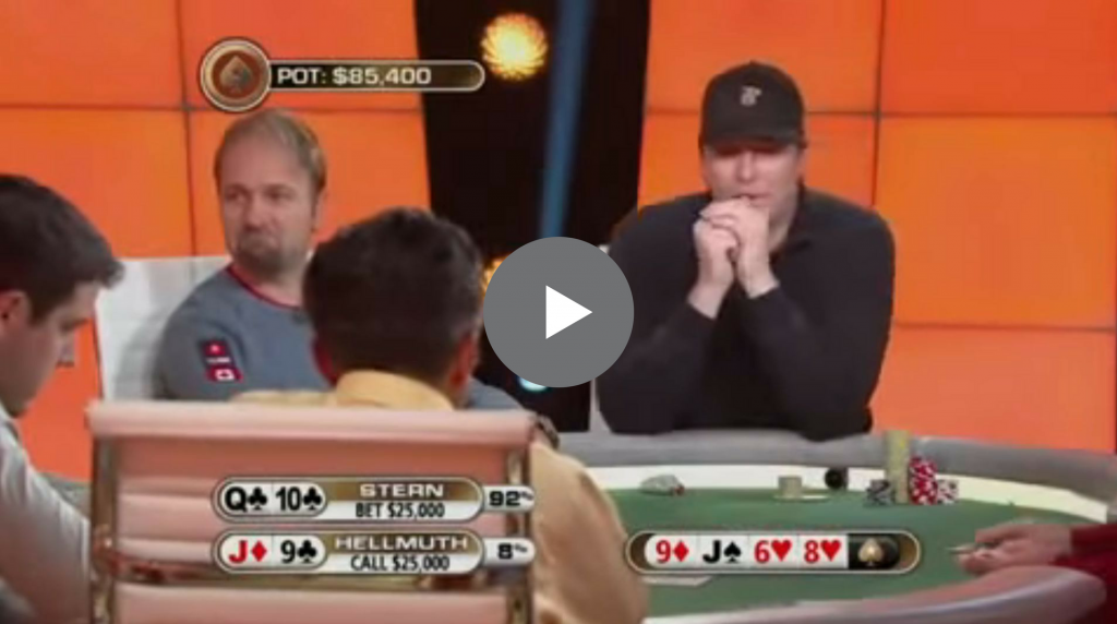 Sick Poker Hands – Another Awful River Call