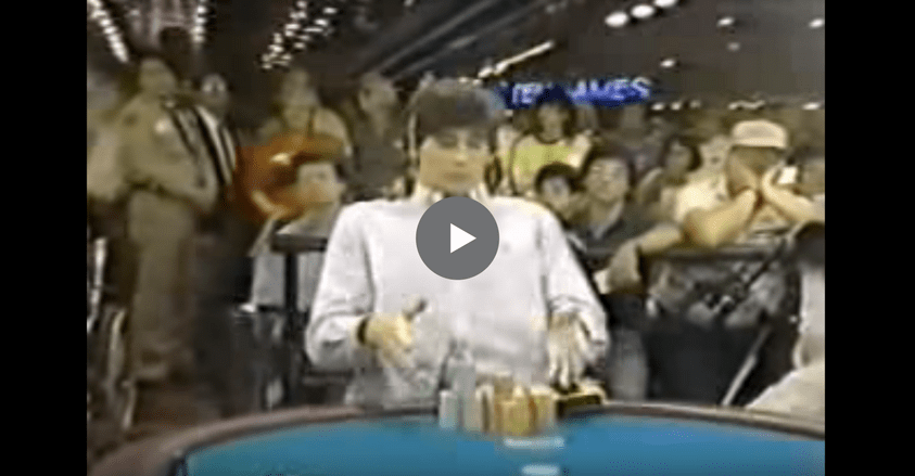 Sick Poker Hands – Chan And Hellmuth Fight For The Title