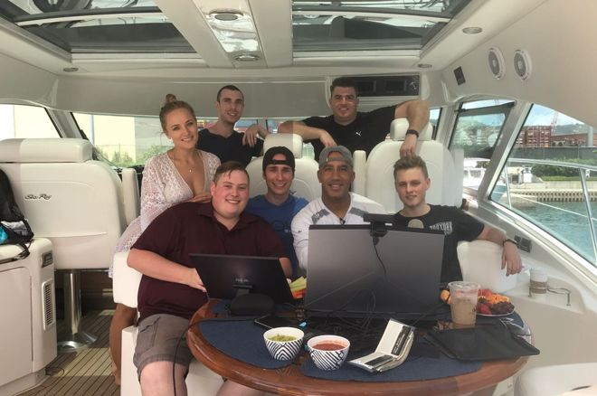 Around The Poker Universe – Streamboat!