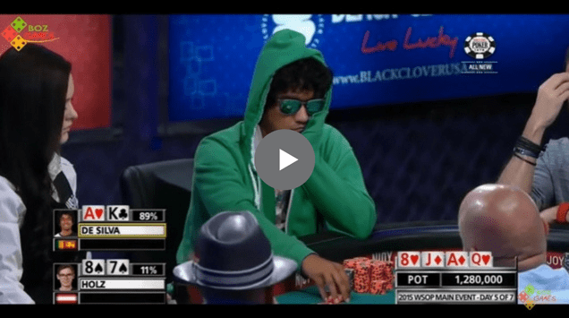 Sick Poker Hands – Top Pair Put To The Test