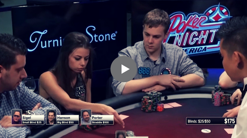 Sick Poker Hands – Tough Spot For Sam Abernathy