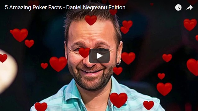 5 Amazing Facts about Daniel Negreanu
