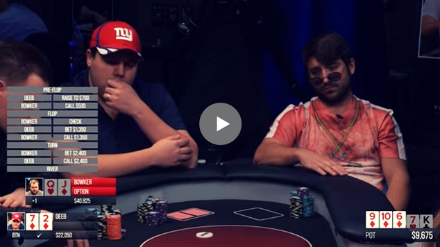 Sick Poker Hands – Fun With 72