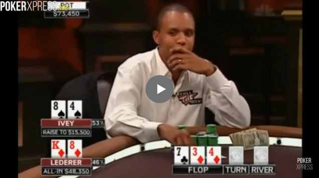 Sick Poker Hands – Phil Ivey Is My Hero