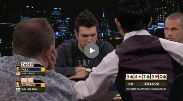 Sick Poker Hands – Elite Showdown