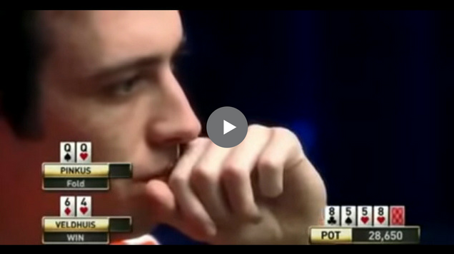 Sick Poker Hands – The Great Lex Veldhuis