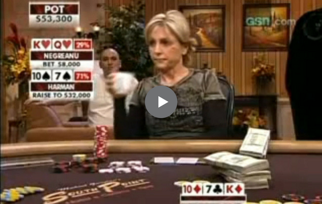 Sick Poker Hands – Family Flop