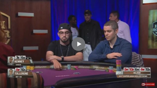 Sick Poker Hands – Sick River Bluff