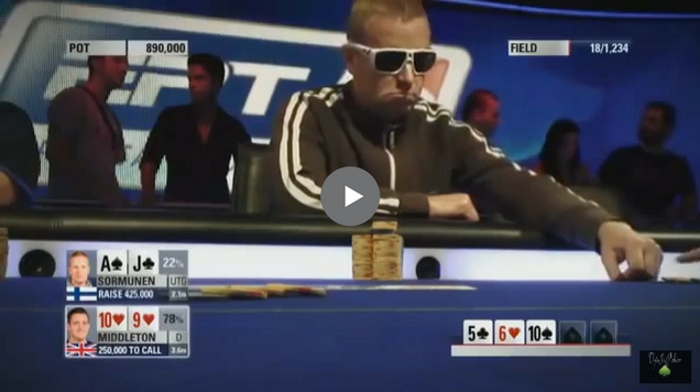 Sick Poker Hands – Epic Bluff