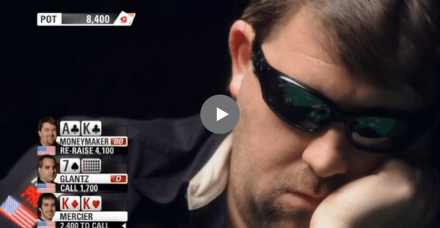 Sick Poker Hands – Royal River