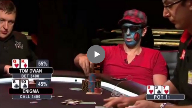 Sick Poker Hands – Poker Face