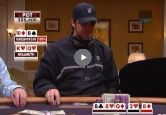 Sick Poker Hands – A Cooler For Hellmuth
