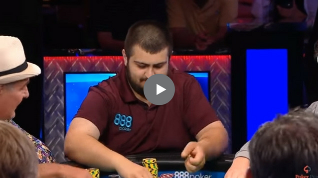 Sick Poker Hands – 'Well, He Can't Win By Checking!'