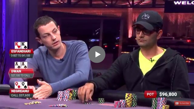 Sick Poker Hands – The Epic Return Of Tom Dwan